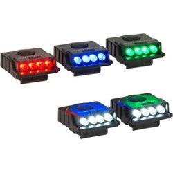 Ultra Mini LED Cap Lights 4-Pack