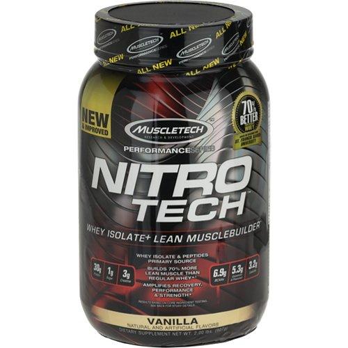 MuscleTech Performance Series Nitro-Tech® Protein Powder