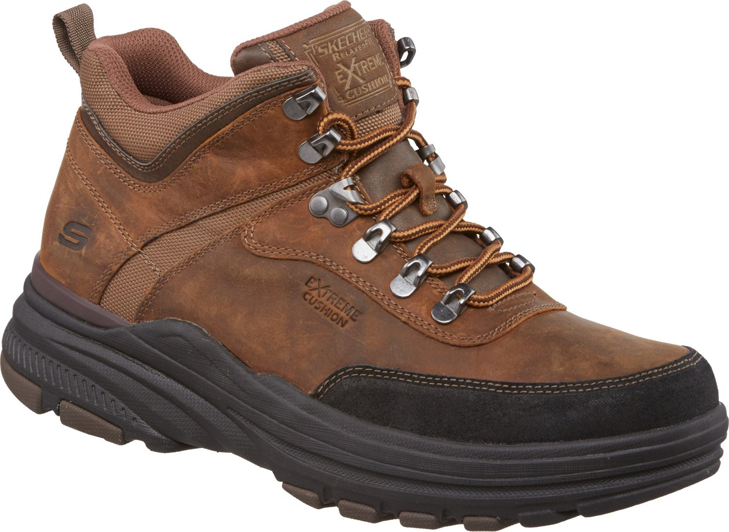 bc79753664d88f Display product reviews for SKECHERS Men s Holdren Brenton Casual Boots