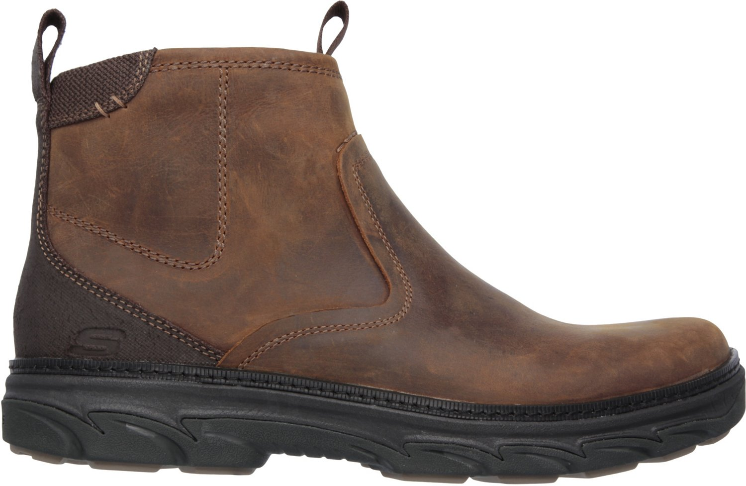 Men's Fit Skechers Boots Resment Relaxed T5lKJu31cF