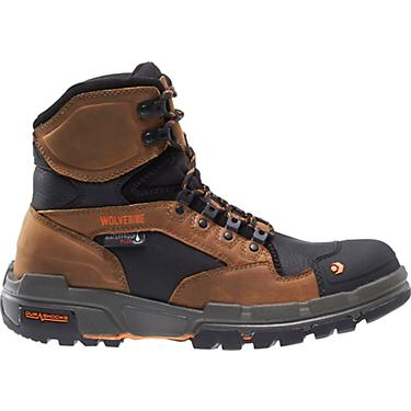 520a9741190 Wolverine Men's Legend EH Steel Toe Lace Up Work Boots