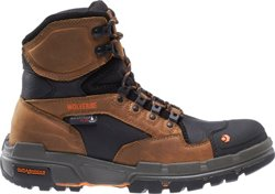Men's Legend EH Steel Toe Lace Up Work Boots