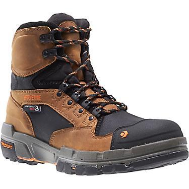 925276517ba Wolverine Men's Legend EH Steel Toe Lace Up Work Boots