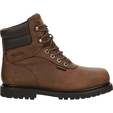 92d6ebf4e63e9 ... Iron Ridge Steel EH Steel Toe Lace Up Work Boots. Men's Work Boots.  Hover/Click to enlarge