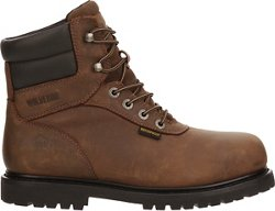 Men's Iron Ridge Steel EH Steel Toe Lace Up Work Boots