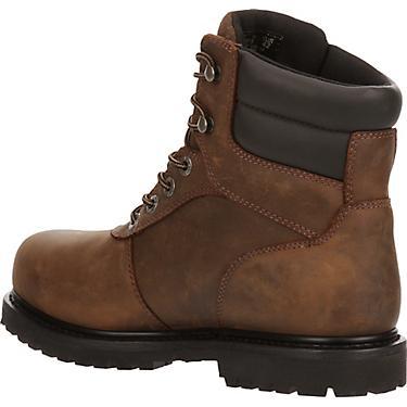 8c01d64de4226 Wolverine Men's Iron Ridge Steel EH Steel Toe Lace Up Work Boots ...