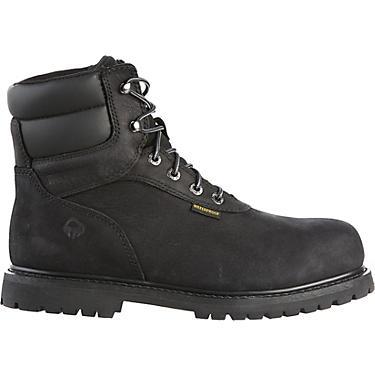 08d621d7b1d Wolverine Men's Iron Ridge Steel Toe Lace Up Work Boots