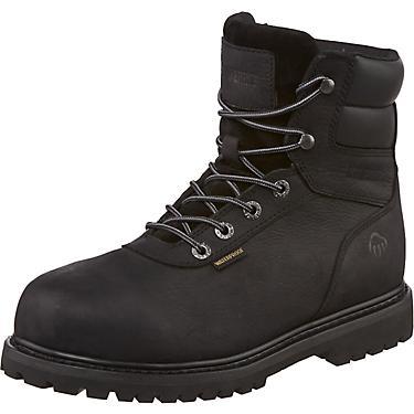 79ab689e7de Wolverine Men's Iron Ridge Steel Toe Lace Up Work Boots