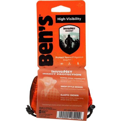 Ben's InvisiNet Mosquito Head Net