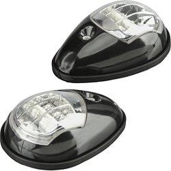 Marine Raider Side-Mount LED Bow Navigation Lights 2-Pack