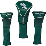 Team Golf University of North Texas Headcovers 3-Pack