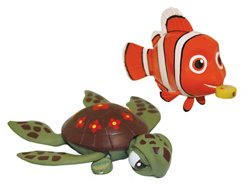 SwimWays Swimming Nemo™ and Swimming Squirt™