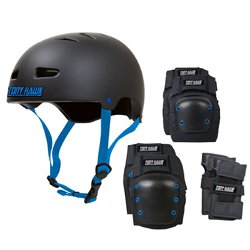 Kids' Helmet and Pad Combination Pack