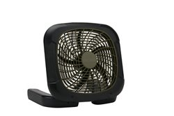 "O2 COOL® 10"" Battery-Operated Camping Fan"