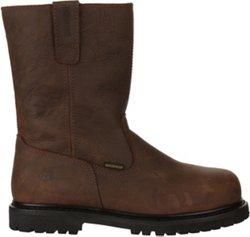 Wolverine Men's Iron Ridge II Steel Toe Work Boots