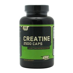 Optimum Nutrition 2,500 mg Creatine Caps