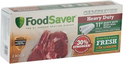FoodSaver® GameSaver® Heavy-Duty Heat-Seal Gallon Rolls 2-Pack