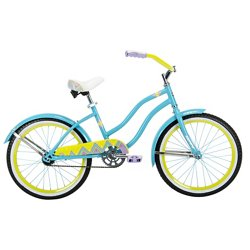 "Girls' Good Vibrations 20"" Cruiser Bicycle"