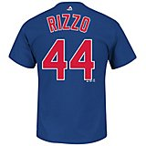 f4e95a2c469 Men s Chicago Cubs Anthony Rizzo  44 T-shirt. Quick View. Majestic