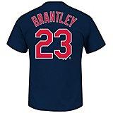 dd0791ac1 Majestic Men's Cleveland Indians Michael Brantley #23 T-shirt