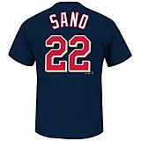 5f3d9766089 Men's Minnesota Twins Miguel Sano #22 T-shirt