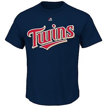 the latest 88015 36b6b Majestic Men's Minnesota Twins Miguel Sano #22 T-shirt
