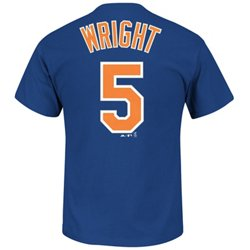 Majestic Men's New York Mets David Wright #5 T-shirt