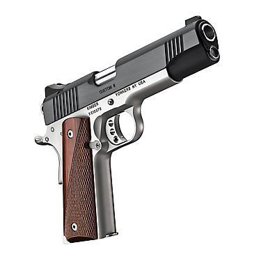 Kimber Custom II 2-Tone  45 ACP Semiautomatic Pistol