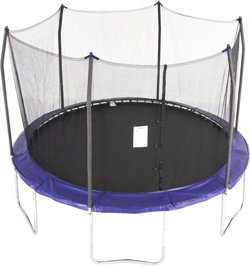 Skywalker Trampolines 12' Round Trampoline with Enclosure