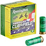 Remington American Clay & Field 12 Gauge Reloadable Sport Loads