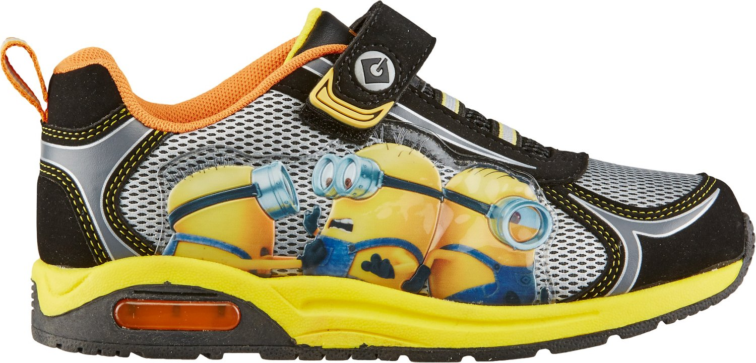 98fd1b3bffa5 Display product reviews for Despicable Me Kids  Minions Running Shoes