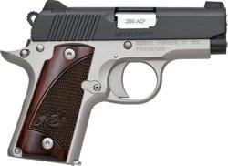 Kimber Micro Carry 2-Tone .380 ACP Semiautomatic Pistol