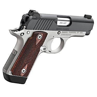Kimber Micro Carry 2-Tone  380 ACP Semiautomatic Pistol