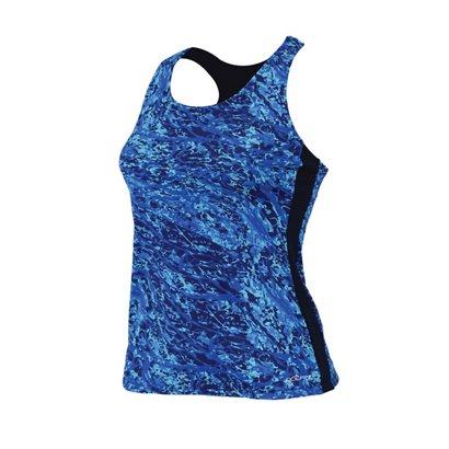 f44b1b2bedf6c Dolfin Women's Printed Racerback Tankini Swim Top | Academy
