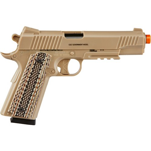 Colt M45A1 CQBP 6mm Caliber Airsoft CO₂ Pistol