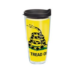 Tervis Don't Tread on Me 24 oz. Tumbler