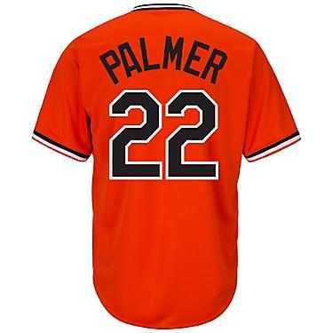 super popular a3461 0d357 Majestic Men's Baltimore Orioles Jim Palmer #22 Cooperstown Cool Base  1965-66 Replica Jersey