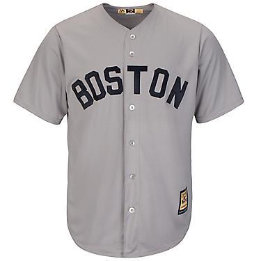 new styles 9084d 2f68b Majestic Men's Boston Red Sox Carl Yastrzemski #8 Cooperstown Cool Base  1969 Replica Jersey
