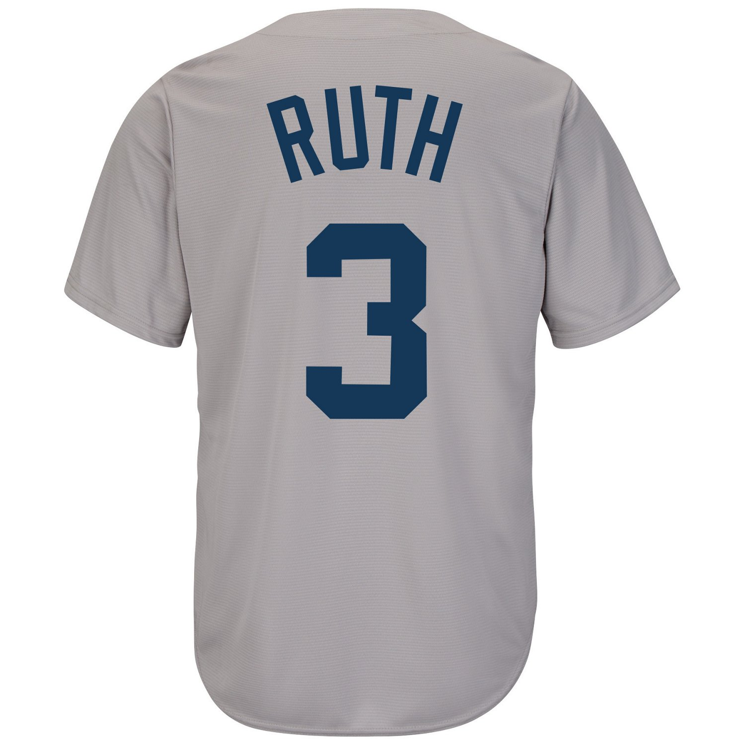 best website 4cabe 5971d Majestic Men's Boston Red Sox Babe Ruth #3 Cooperstown Cool Base 1969  Replica Jersey