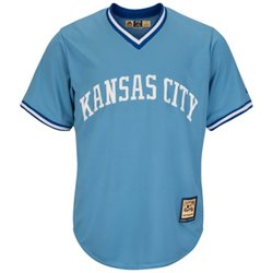 Majestic Men's Kansas City Royals Cooperstown Replica Jersey