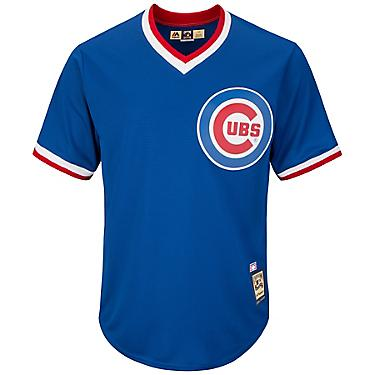 size 40 9cb46 45803 Majestic Men's Chicago Cubs Andre Dawson #8 Cooperstown Cool Base 1968-69  Replica Jersey