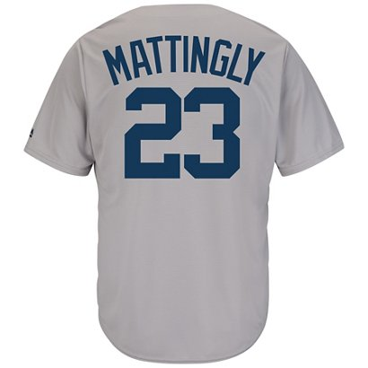 e435c0e89c3 ... majestic mens new york yankees don mattingly 23 cooperstown cool base  1927 replica jersey