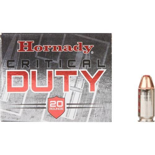 Hornady Critical Duty® FlexLock® .45 Auto +P 220-Grain Handgun Ammunition