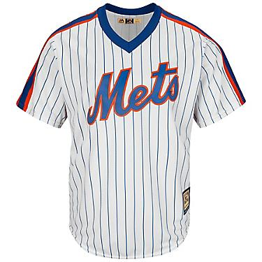 sports shoes d19d8 e4ddc Majestic Men's New York Mets Mike Piazza #31 Cooperstown Cool Base 1986  Replica Jersey