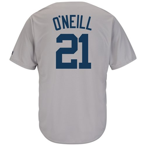 Majestic Men's New York Yankees Paul O'Neill #21 Cooperstown Cool Base 1927 Replica Jersey