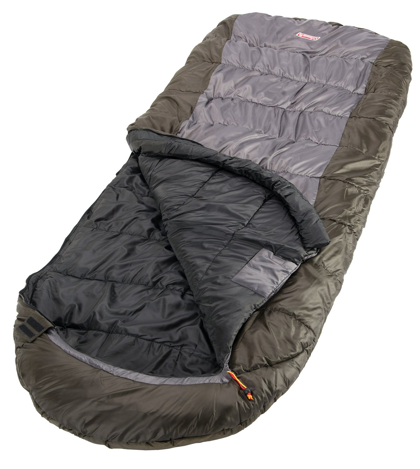 Display product reviews for Coleman™ Big Basin™ Extreme Weather 0°F Mummy Sleeping Bag