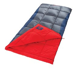 Coleman™ Heaton Peak™ 50°F Big & Tall Sleeping Bag