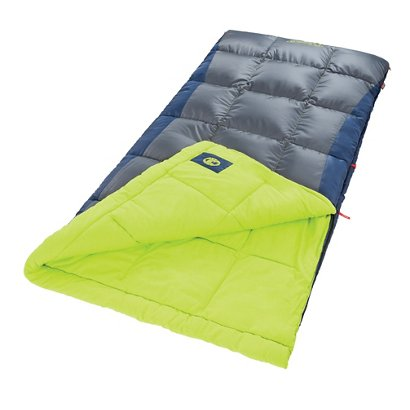 Coleman Heaton Peak 40 F Tall Sleeping Bag