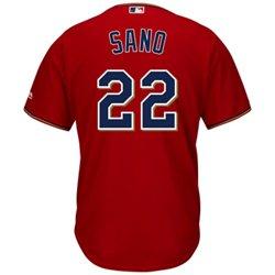 Majestic Men's Minnesota Twins Miguel Sano #22 Cool Base Replica Jersey