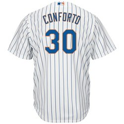 Majestic Men's New York Mets Michael Conforto #30 Cool Base Replica Jersey